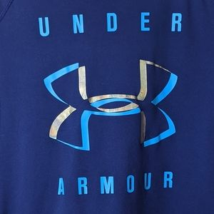 Youth Large Under Armour Heat Gear Hoodie